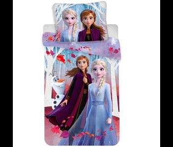 Disney Frozen Dekbedovertrek Olaf140x200cm