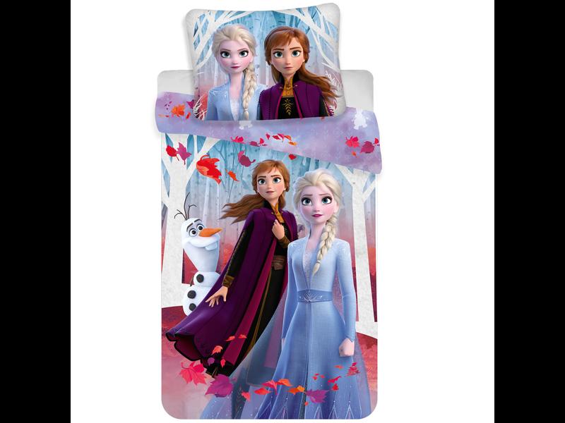 Disney Frozen Olaf - Bettbezug - Single - 140 x 200 cm - Multi