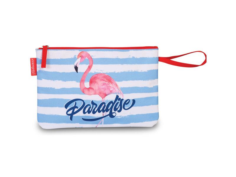 Fabrizio Paradise - Sac de bikini - 29 x 19 cm - Multi