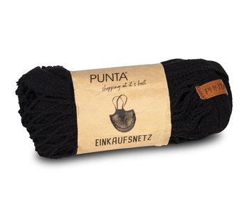 Punta Shopping Bag Black