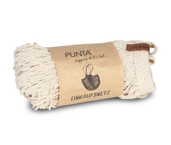 Punta Shopping Bag Beige