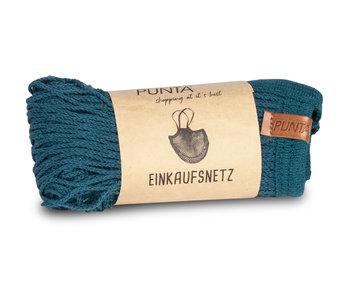 Punta Shopping Bag Navy Blue