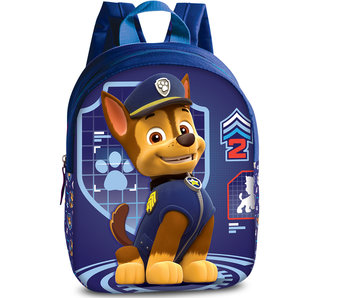 PAW Patrol Peuter rugzak 3D Chase 29cm