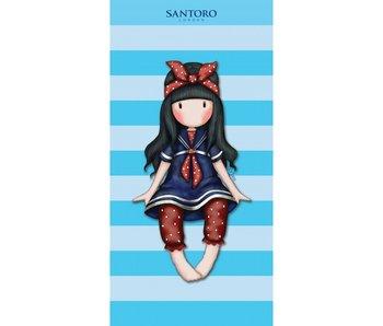 Santoro London  Serviette de plage coton 150x75 cm
