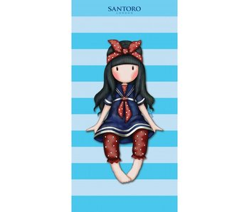 Santoro London  Strandtuch Baumwolle 150x75 cm