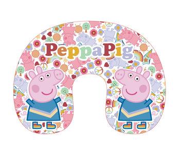 Peppa Pig Nekkussen flower power 31 cm