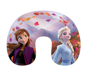 Disney Frozen Neck pillow leaves 31cm