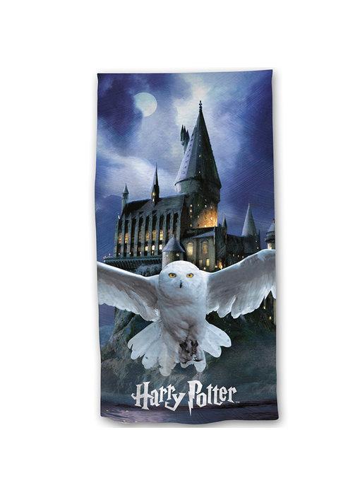Harry Potter Strandlaken Hedwig 70 x 140 cm