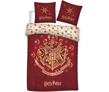 Harry Potter Hogwarts Bettbezug 140x200cm + 65x65cm