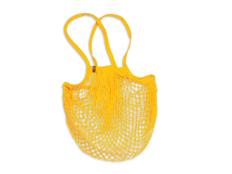 Punta - Shopping Bag - 32 x 38 cm - Geel