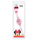 Disney Minnie Mouse Yay - Kids watch in blister pack - Pink
