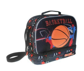 Must Sac isotherme Basketball 27 cm