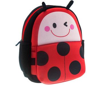 Must Toddler backpack Ladybug 29 cm
