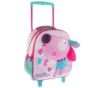Must Dog Backpack Trolley 31 cm