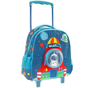 Must Spacecraft Rugzak Trolley 31 cm