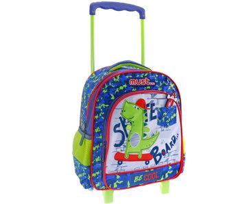 Must Dinosaur Backpack Trolley 31 cm