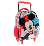 Disney Mickey Mouse Go for it! Backpack Trolley - 31 x 27 x 10 cm - Multi