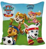PAW Patrol Football - Cushion - 40 x 40 cm - Multi
