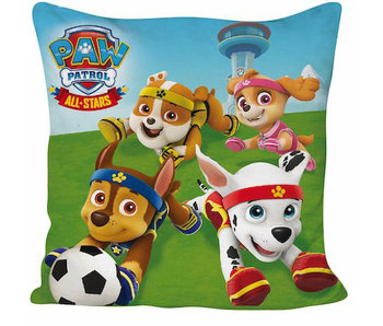 PAW Patrol Coussin football 40 x 40 cm
