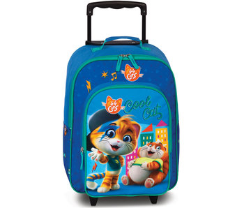 44 Cats Trolley Cool Cat 42 cm