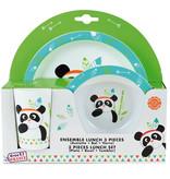 Panda Ontbijtsetje - 3 delig