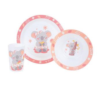 Mimi Koala Frühstücksset 3 Stück