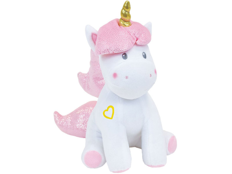 Jemini Unicorn - soft toy - 30 cm - Multi