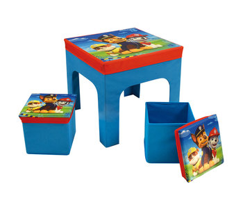 PAW Patrol Table et tabourets Team