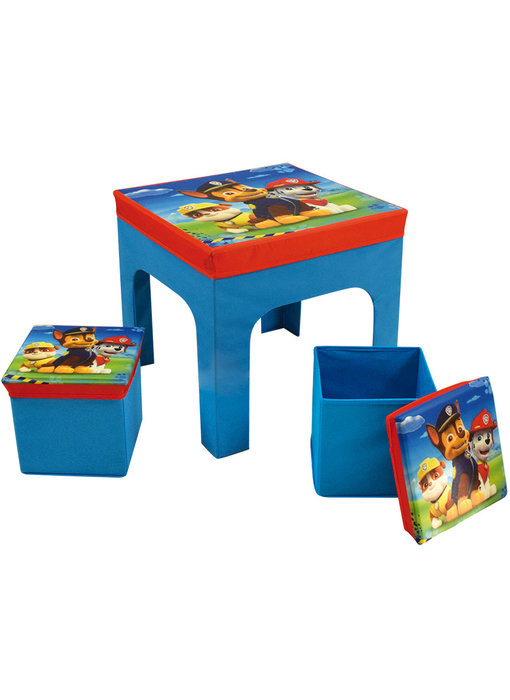 PAW Patrol Table and stools Team