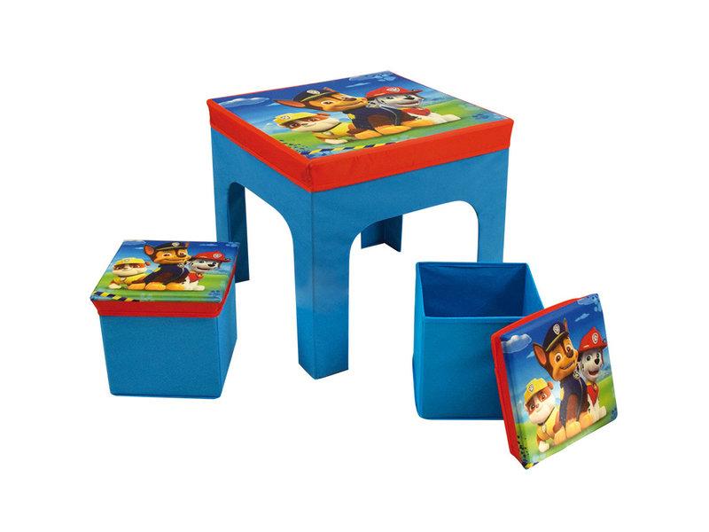 PAW Patrol Team - table and stools - Multi