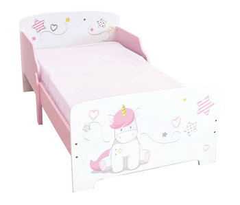 Unicorn Toddler Bed 70 x 140 cm