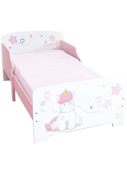 Unicorn Peuter Bed   70 x 140 cm
