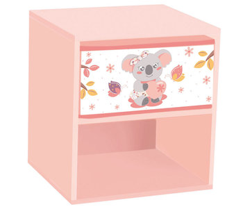Mimi Koala Table de chevet 36 x 33 x 30 cm