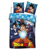 Dragon Ball Z Super - Housse de couette - Unique - 140 x 200 cm - polyester