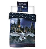 Harry Potter Hedwig Duvet cover - Single - 140 x 200 cm - Flannel