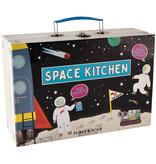 Floss & Rock Set de cuisine Space - 10 pièces - Multi