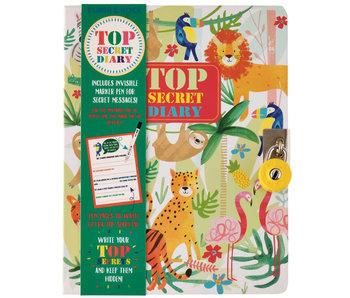 Floss & Rock Dschungeltagebuch inklusive Slot und Pen