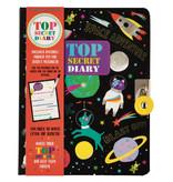 Floss & Rock Journal de l'espace - Comprend un verrou et un stylo - Multi