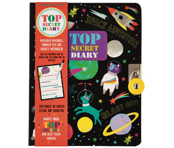 Floss & Rock Diary Space including Slot and Pen