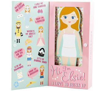 Floss & Rock Elsie magnetische Dress up Pop