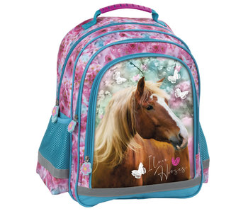 Animal Pictures Backpack Horse 38 cm