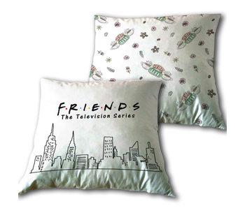 Friends Coussin Skyline 35 x 35 cm