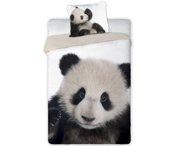 Animal Pictures Duvet cover Panda 140 x 200 cm