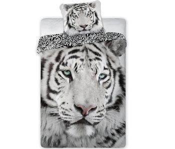 Animal Pictures Housse de couette Tiger 140 x 200 cm