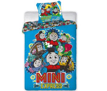 Thomas de Trein Bettbezug Mini Express 140 x 200 cm