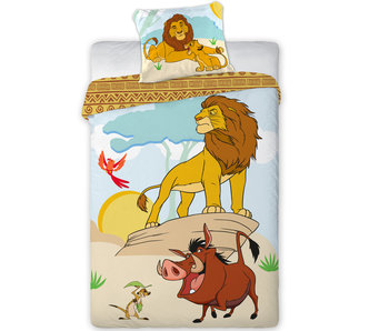Disney The Lion King Duvet cover Mufasa 140 x 200 cm