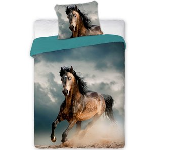 Animal Pictures Duvet cover Horse 140 x 200 cm