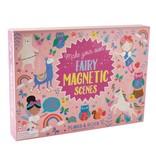 Floss & Rock Paysage magnétique Rainbow Fairy - 50 pièces