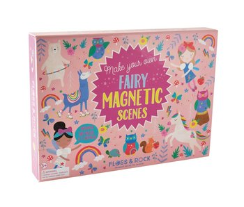 Floss & Rock Magnetic landscape Rainbow Fairy