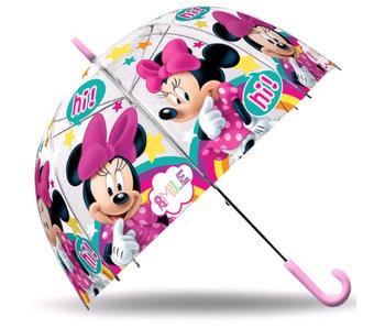 Disney Minnie Mouse Paraplu Hi! 47 cm